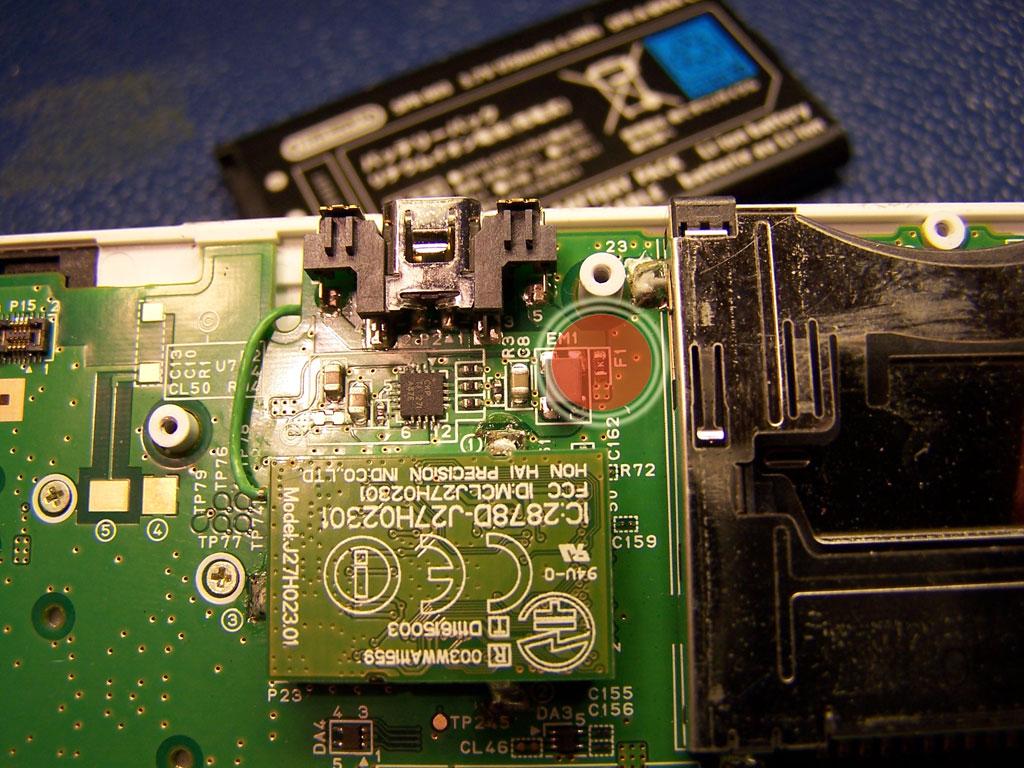 comment réparer 3ds